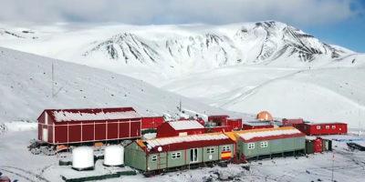 base Antartica GAbriel de Castilla